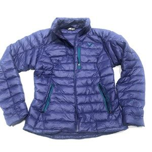 ⛄️ The North Face Woman purple down puffer jacket